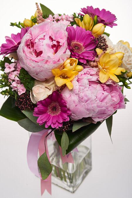 Buchet de flori - Cantec de dragoste