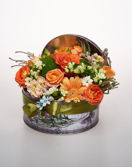 Aranjament Floral O Gradină De Flori Flori Pentru Nunta