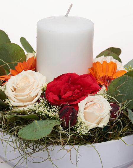 Midnight roses - aranjament floral