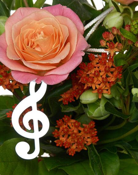 Sunetul Muzicii - Buchetul de flori