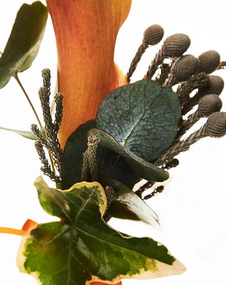 Mango - Floare de piept (cocarda)