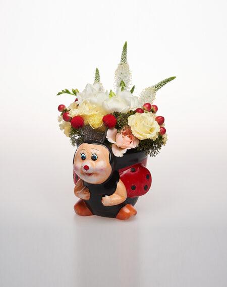 Aranjament floral - Gargarita