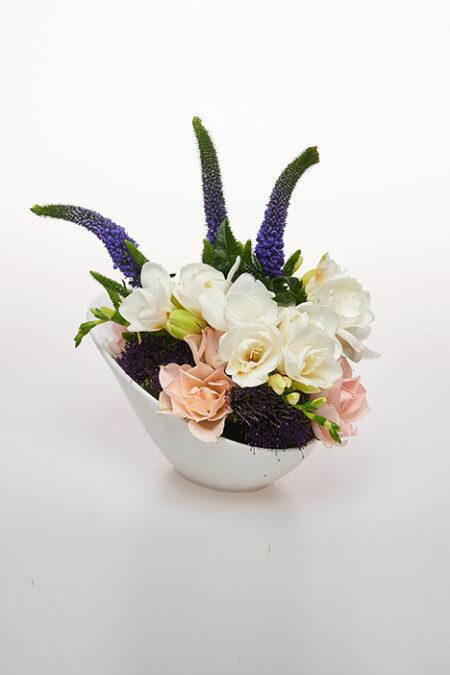 Aranjament floral - Barcuta