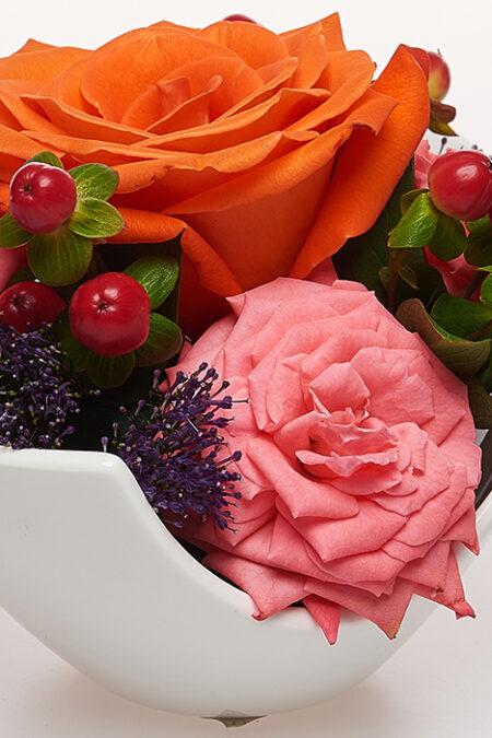 Carusel - Aranjament floral