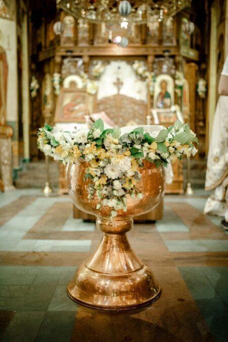 Cristelnita din Frezia, lisianhus si Gerbera