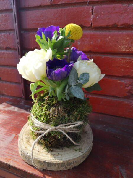 Aranjament floral - Primavara inflorita