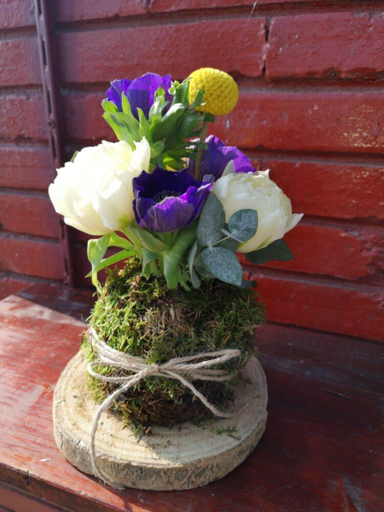 Aranjamente Florale Primavara Inflorita Flori Pentru Nunta