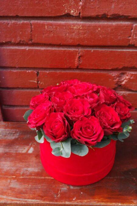 Aranjament floral - Red