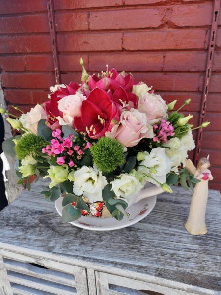 Aranjamente florale - Cana fluturas