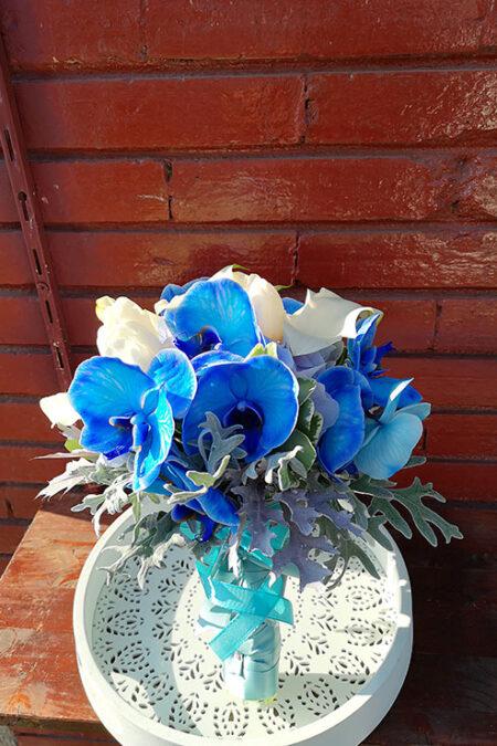 Aranjament Floral - Blue Orhideea