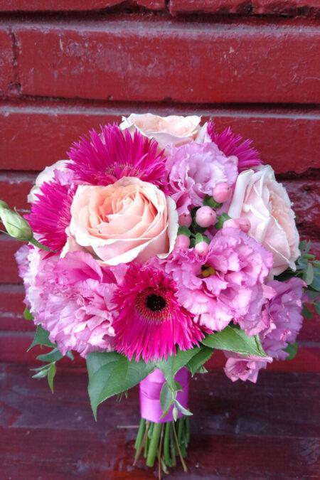 Aranjament Floral - Ciclam